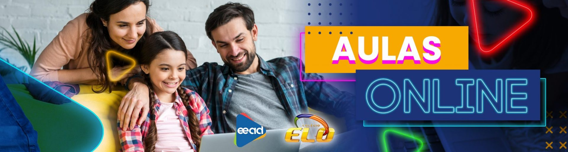 Aulas Online – EEAD